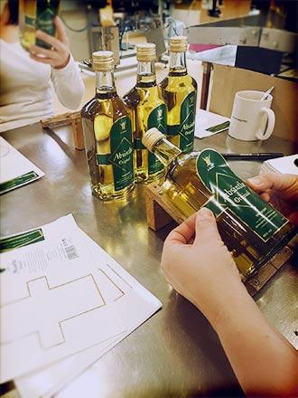 Hand Made Absinthe Production at Metelka Distillery