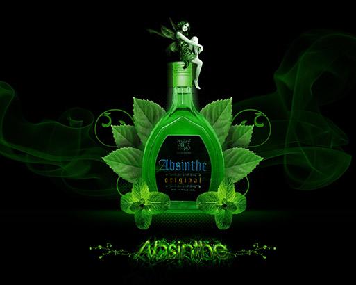 Genuine, wormwood absinthe since 1996 - First Absinthe Original Bottle